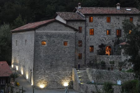 A spiritual paradise in Tuscany . - Bed & Breakfast