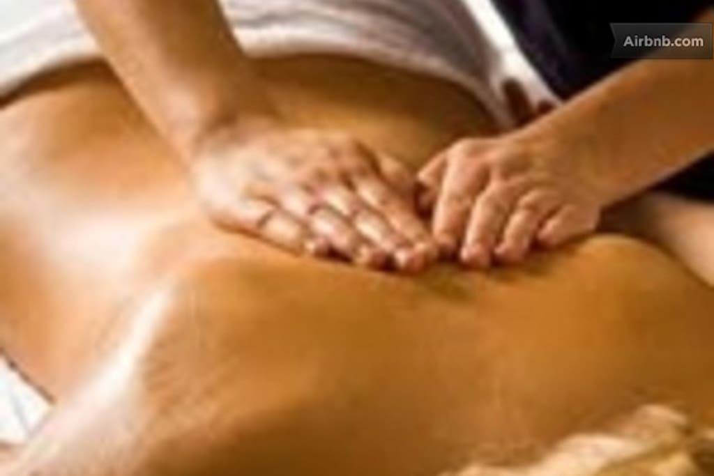 Spa, Sauna - Luxury Massage