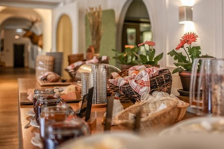 Lifestyle-Hotel in den Bergen - Arosa - Bed & Breakfast