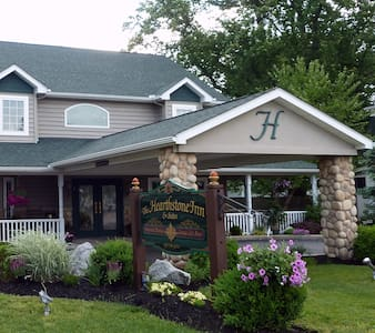 Relaxation, Dining & Bike Trails! - Bed & Breakfast