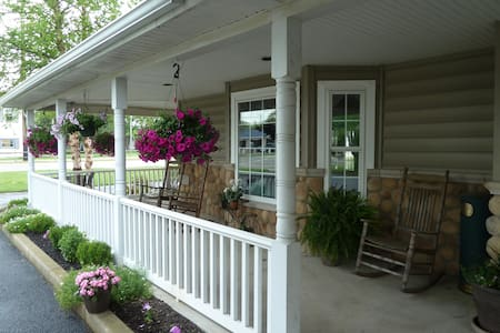 Relaxation, Dining & Bike Trails! - Cedarville - Bed & Breakfast