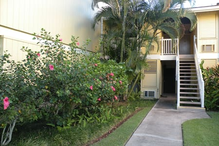 Ideal Turtle Bay Location - Apartment
