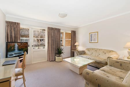 Argyle Apartments - Canberra City - Daire