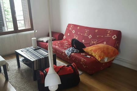 Charming appartment in Sartrouville - Sartrouville - Apartment
