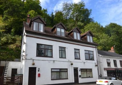Wye View, Guy's Cliffe, Tintern - Appartement