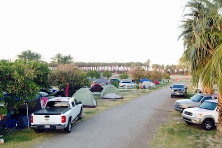 FESTIVAL CAMPGROUND RV RESORT! - Thermal - Tent