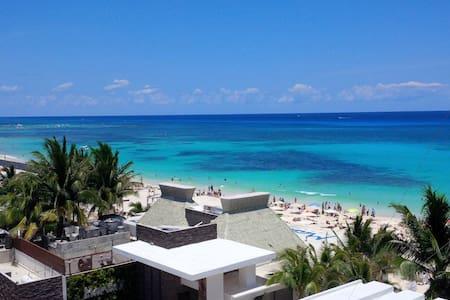 Amazing OceanView 2BR Luxury Condo w/Pool/WiFi/Gym - Playa del Carmen - Condominium