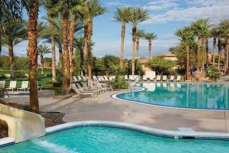 Palm springs Marriot 1 and 2 bedroom villa - パームデザート - 別荘