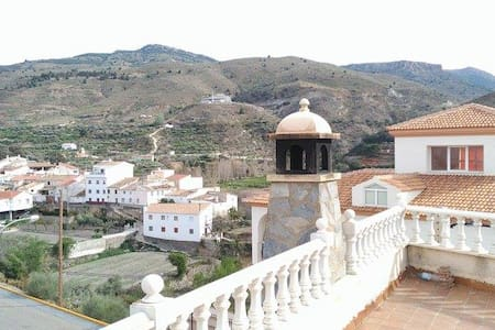 House in Andalusian Valley - Bayarque