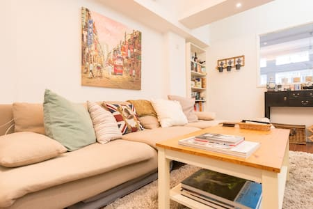 Beautiful apartment in Heart of HK - Hong Kong - Apartment