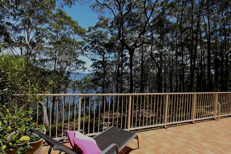 Aqua Vista lake front - Sea Fun Nature Privacy - House