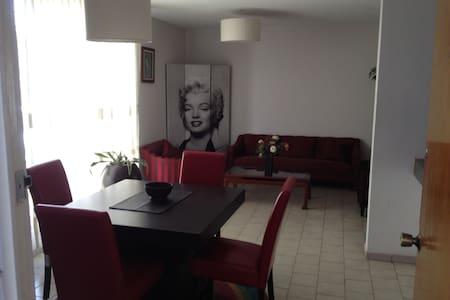 Céntrico apartamento 2 habitaciones