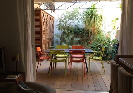Calme et confort à Porquerolles - Apartment