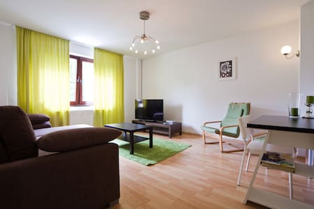 Very central apartment in Essen