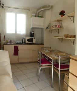 Charming studio near heart of Paris - Paris - Apartment