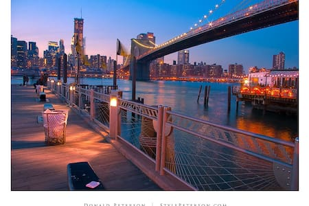 Brooklyn Bridge Loft Condo!!