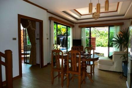 Bangtao 3 Bed-Pool-close to Bch K2  - Phuket Thailand - Villa