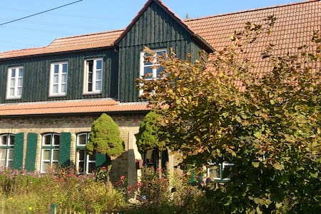 gemütliches Zimmer in Bauernhaus - Huis