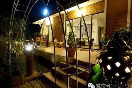 带上激情到清迈,老小都住我家,舒适+艺术完美结合,身心灵彻底放松 - Tambon Ban Waen