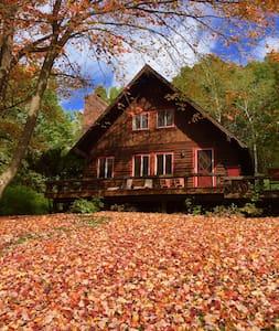 Berkshire/Hudson Fall Getaway - Huis