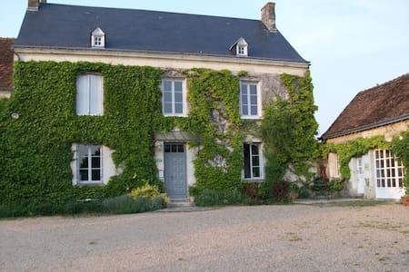 Les Berthiers , maison de famille - Sepmes