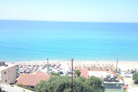 Vrachos Beach Best view!!!! - Wohnung