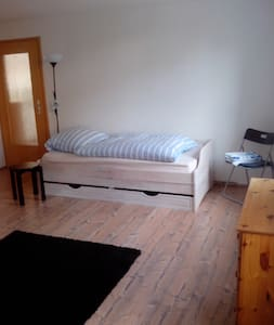 Großes Zimmer (möbliert) big room (furnished) - Buxtehude