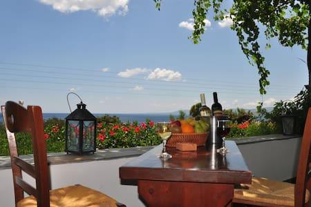 Villa Panorama near a sandy beach - Rhodos - Villa