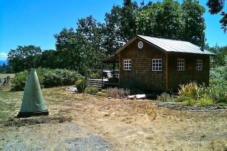 Private Cabin on Seasonal Creek - Kisház