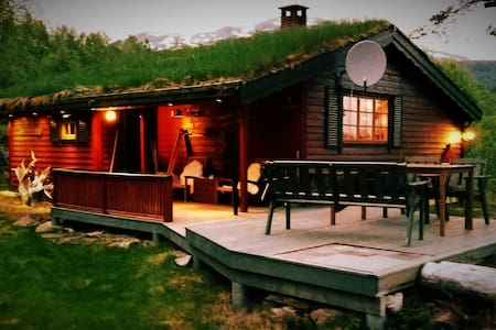 Cosy cabin in the Heart of Sunnmøre - Sykkylven