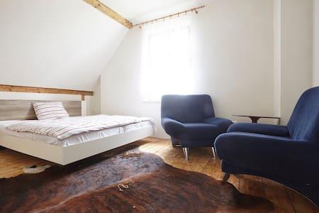 Room in original German house - House