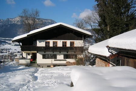 Luxurious ski-in ski-out appartment - Appartement