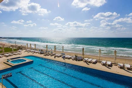 Mediterranean beachfront studio apt - Herzliyya - Apartment