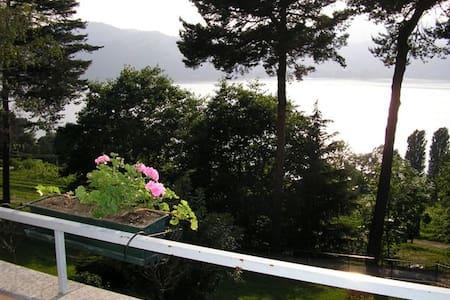 Apartment in Ranco,over Lake Maggiore - Apartmen