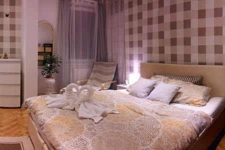 STAY IN THE HEART OF LJUBLJANA - Daire