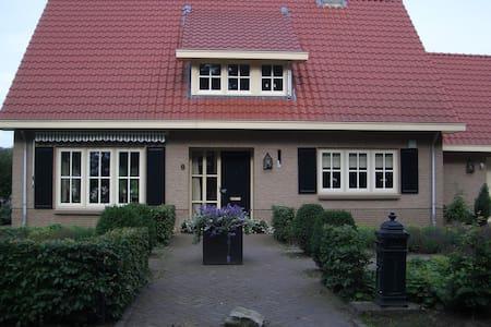 Vrijstaand landelijk gelegen huis - Szoba reggelivel