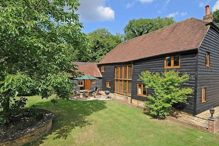 Walnut Barn, Horsham, West Sussex - Hus