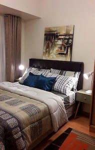 Brand New 1 bedroom in BGC. - Huoneisto
