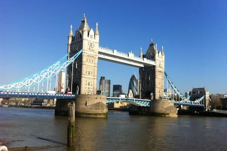 Large single room in Tower Bridge