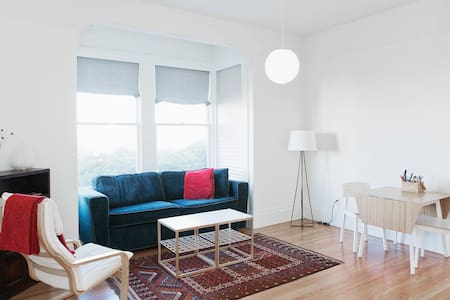Spacious, modern, Victorian Suite