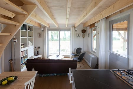 Zomerhuis/cottage - Kisház