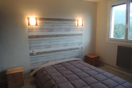 chambre dans appartement douillet - Chambéry