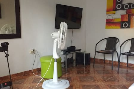 comfortable room in the historic center - Cartagena