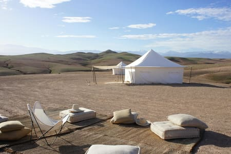 Camp in Morocco Tent & Bivouac - Tenda
