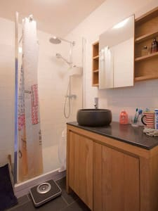 Chambre en appartement (105m²) - Brest Bellevue - Apartment