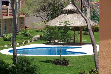 Beautiful House Morrocoy Ixtapa