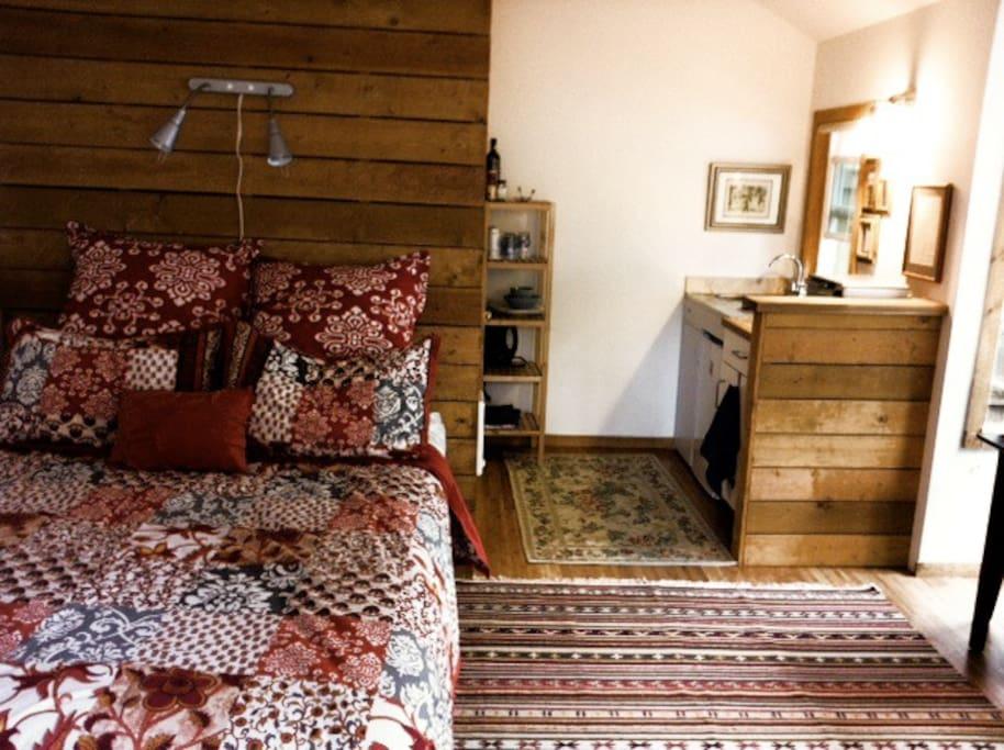 the concordia sunshine cabin