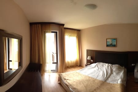 Affordable Room in a Premium Hotel - Wohnung