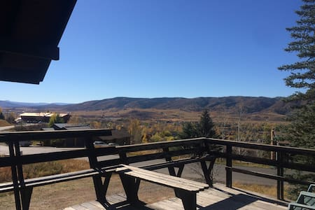 Private room, Beautiful view. - Steamboat Springs