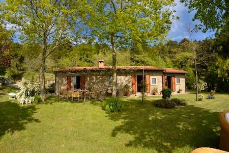Villetta privata 5 posti a Cortona